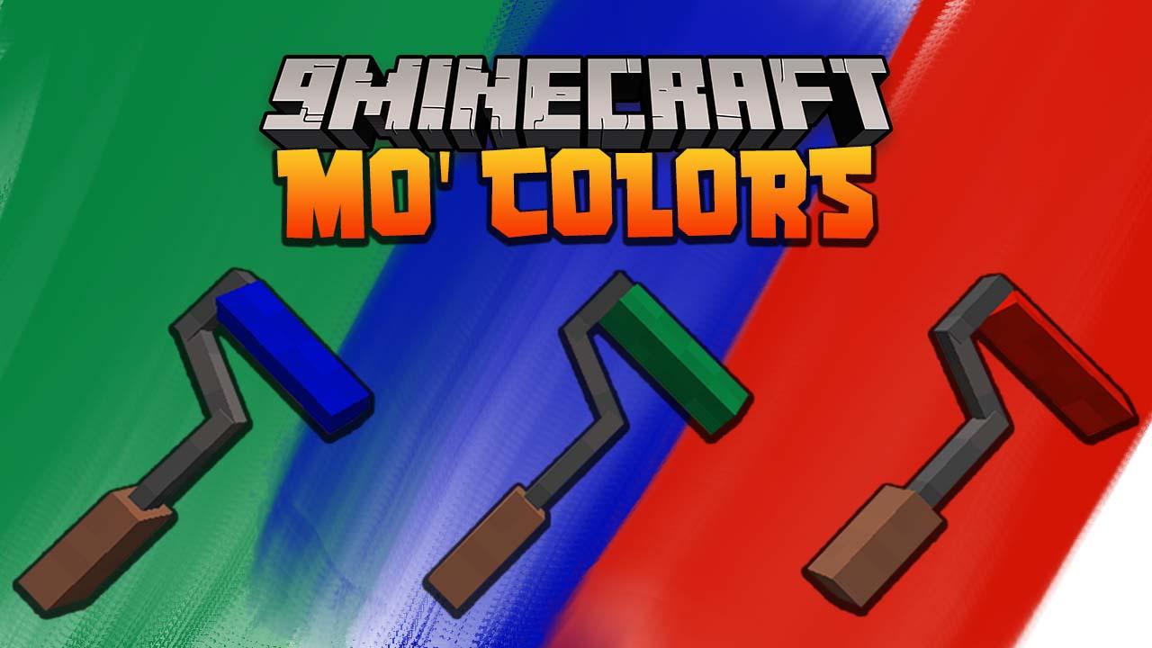 Mo' Colors Mod