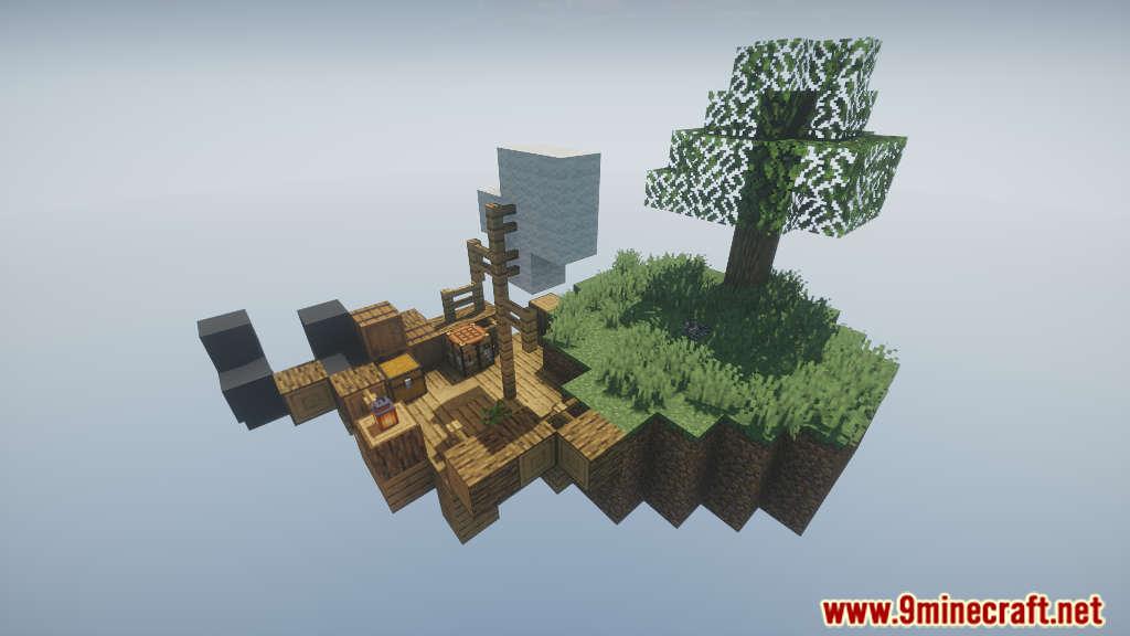 Sky Block Sky Pirates Map Screenshots (3)