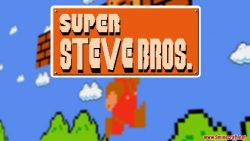 Super Steve Bros Map Thumbnail