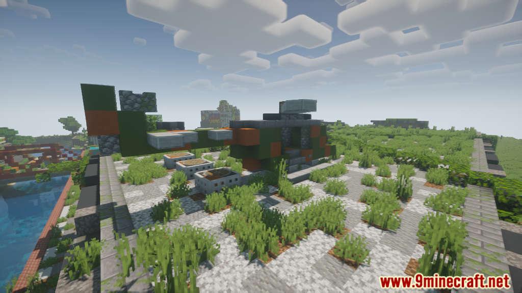 Survive Komodo Island Map Screenshots (12)