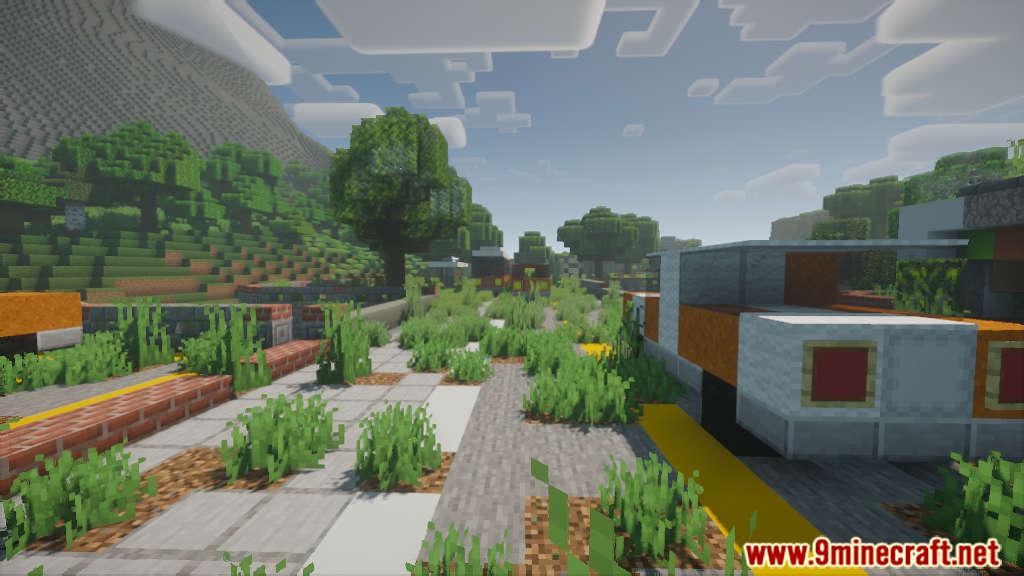 Survive Komodo Island Map Screenshots (6)