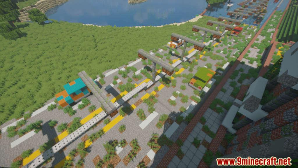Survive Komodo Island Map Screenshots (8)