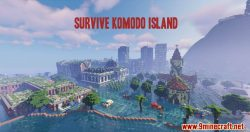 Survive Komodo Island Map Thumbnail
