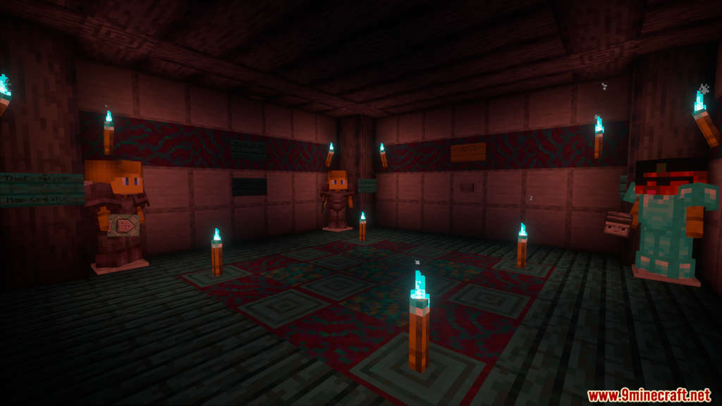 The Lure of the Buttons Map Screenshots (1)