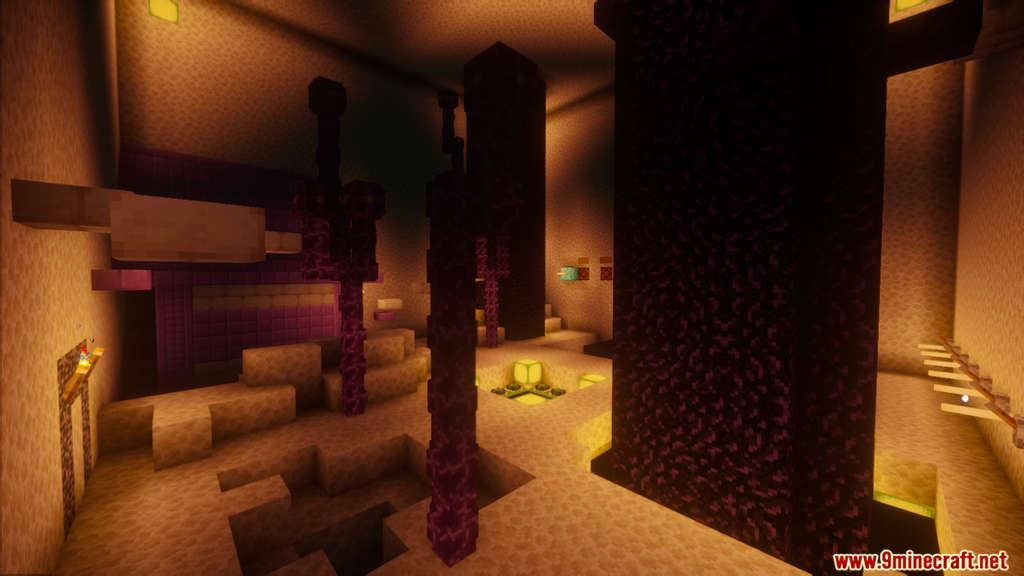 The Lure of the Buttons Map Screenshots (8)