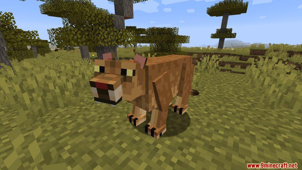 Untamed Wilds Mod Screenshots 2