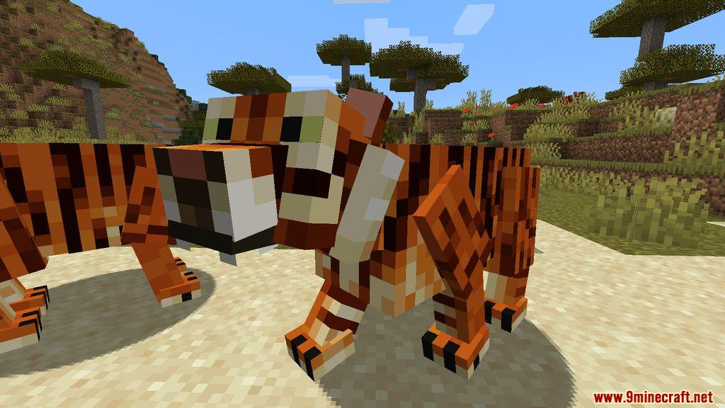 Untamed Wilds Mod Screenshots 3