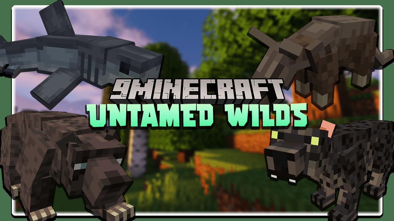 Untamed Wilds Mod