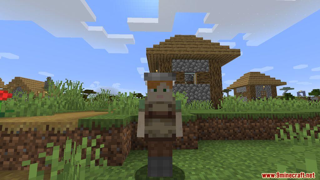 Village Employment Mod Screenshots 12