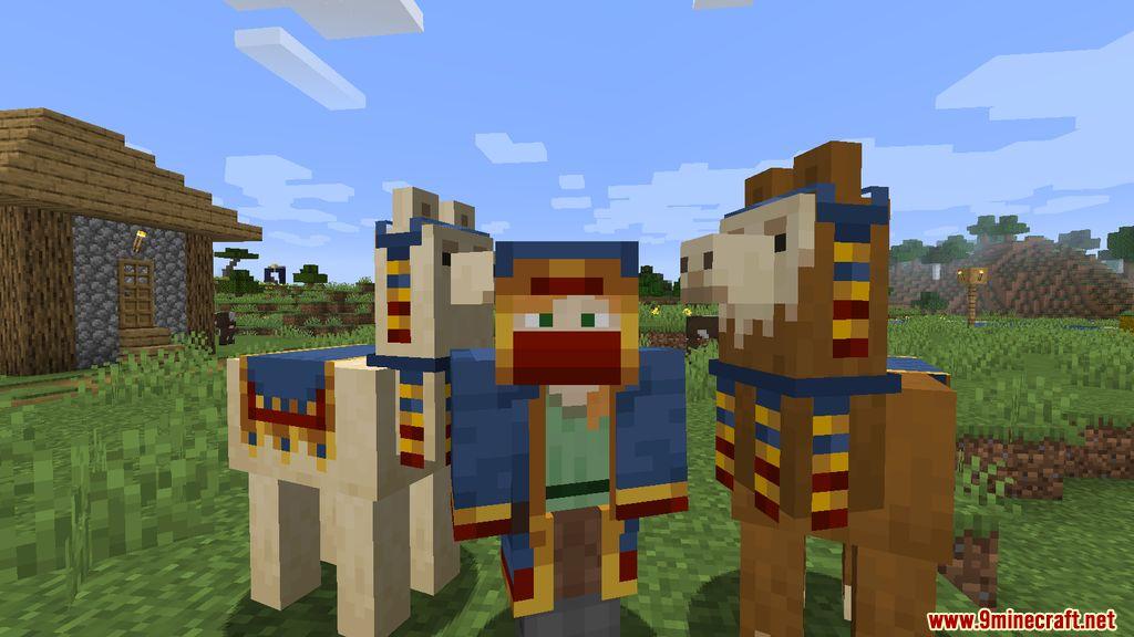 Village Employment Mod Screenshots 3