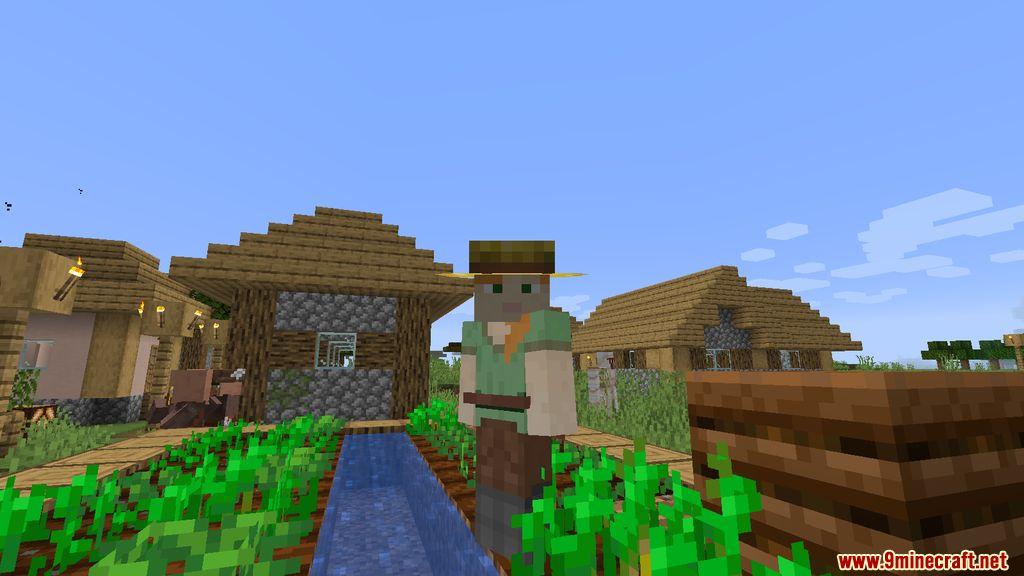 Village Employment Mod Screenshots 5
