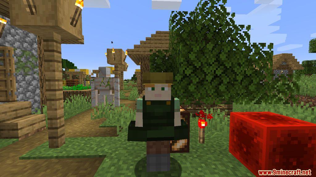 Village Employment Mod Screenshots 8