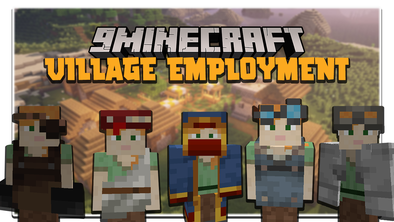 Village Employment Mod