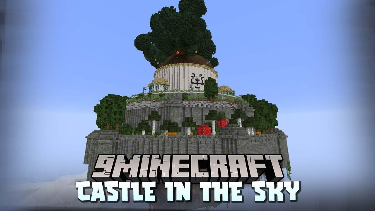 Castle in the Sky Mod 1.16.5
