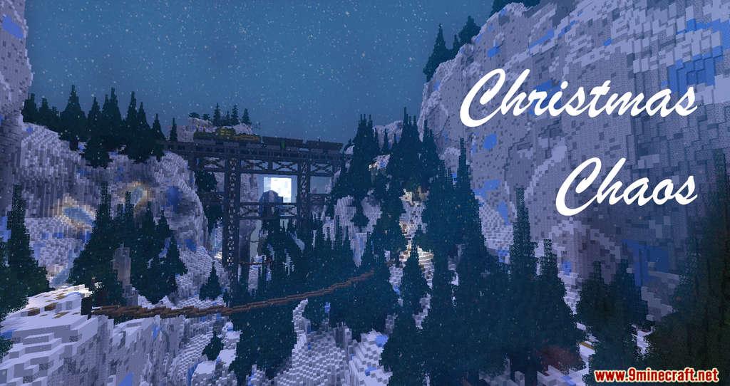 Christmas Chaos Map Thumbnail