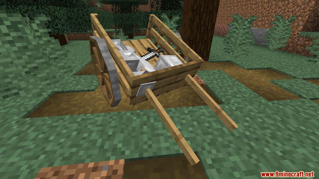 Horse Carts Mod Screenshots 1