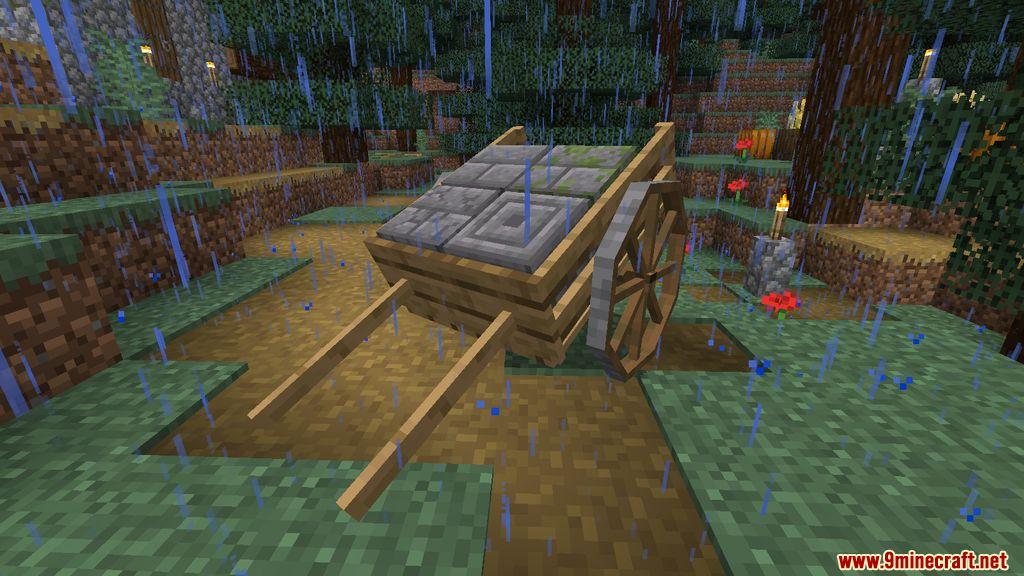 Horse Carts Mod Screenshots 7