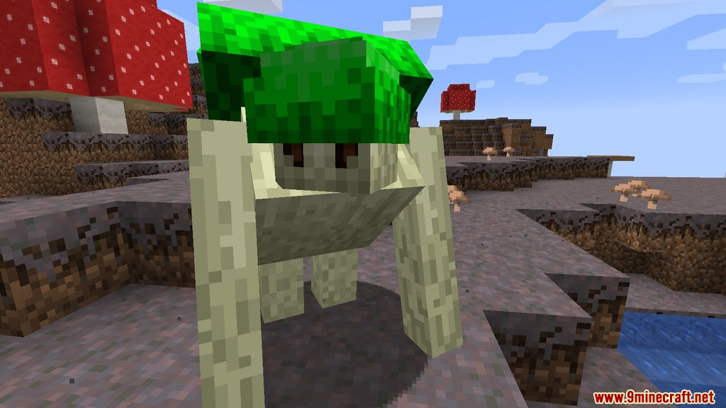 Leos Mushroom Mod Screenshots 3