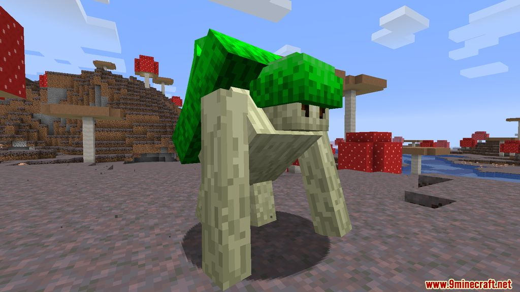 Leos Mushroom Mod Screenshots 4