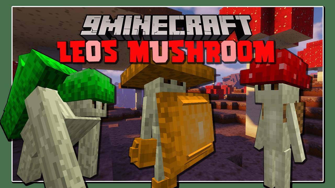 Leos Mushroom Mod