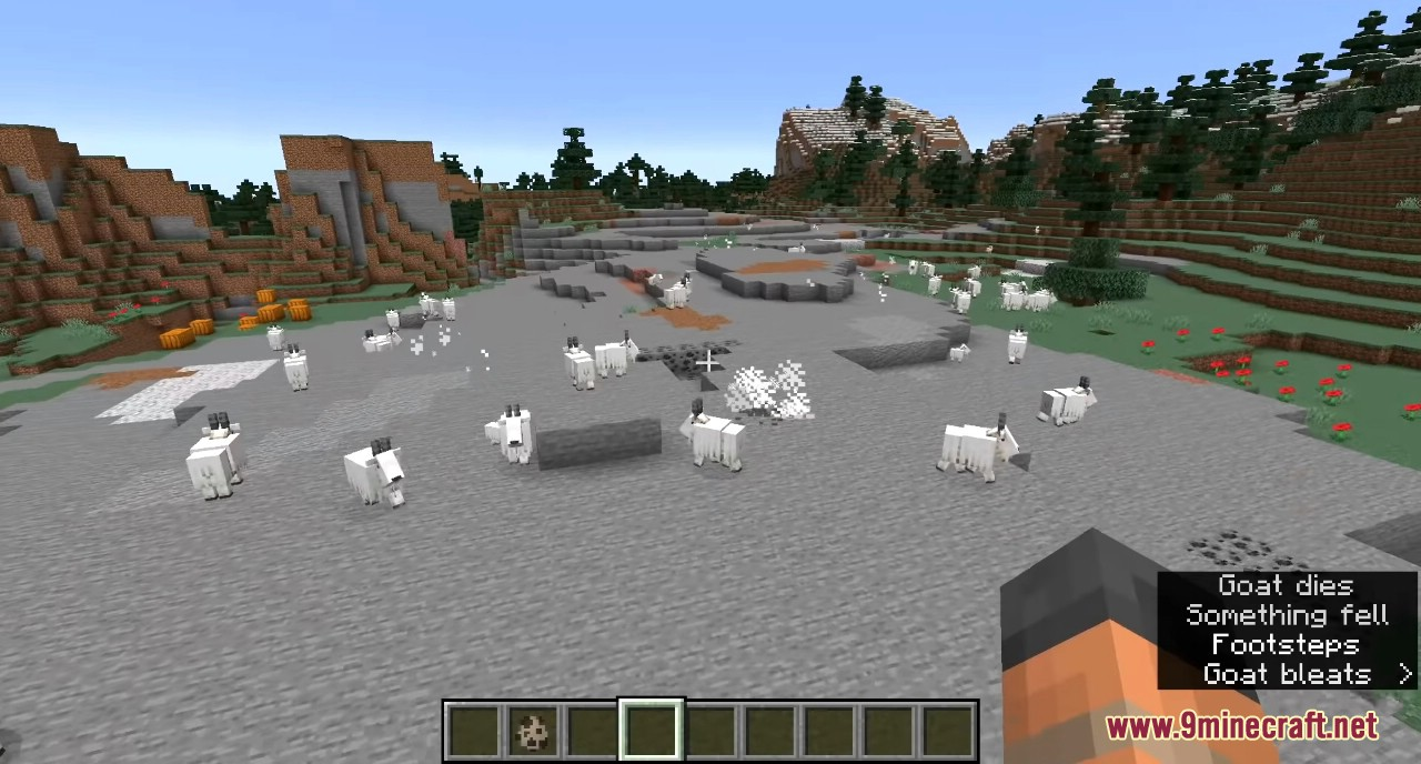 Minecraft 1.17.1 Pre-Release 1 Screenshots 6
