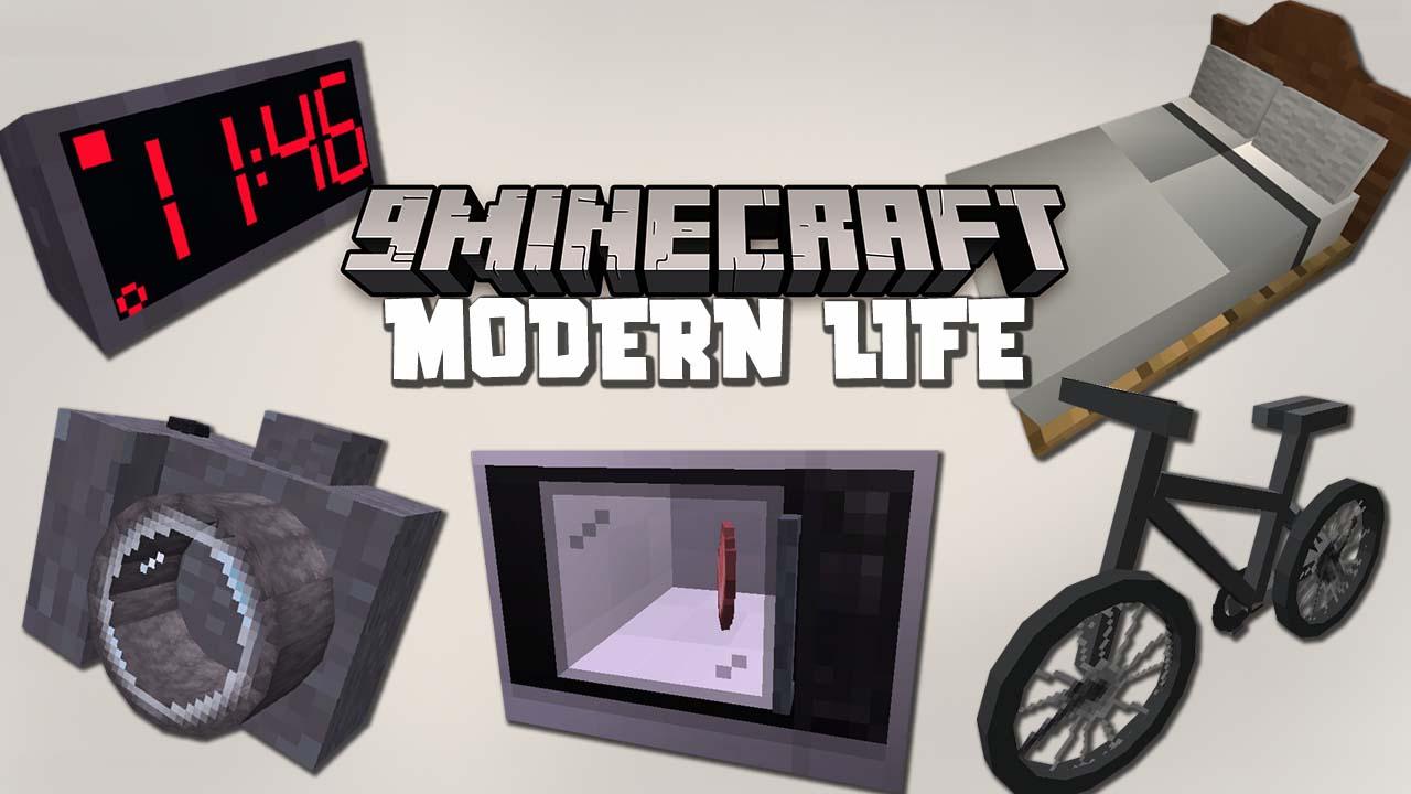 Modern Life Mod