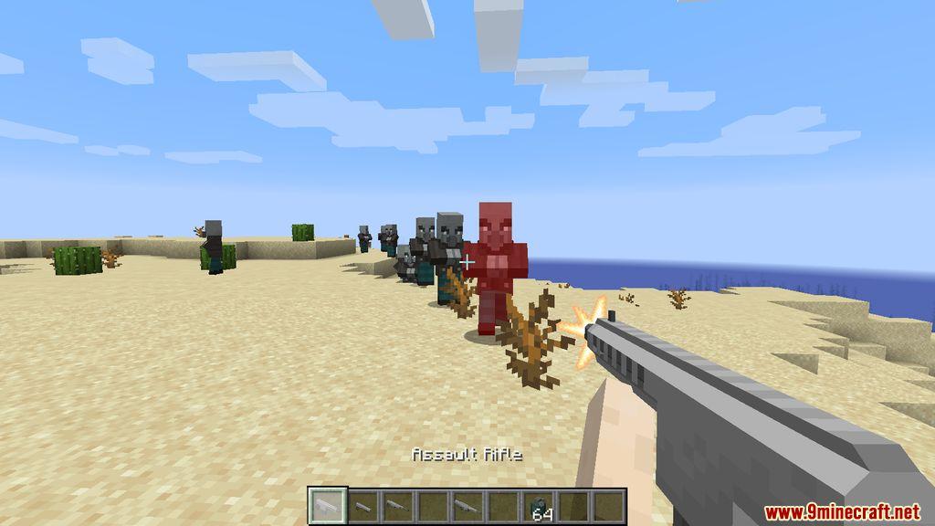 MrCrayfishs Gun Mod Screenshots 18