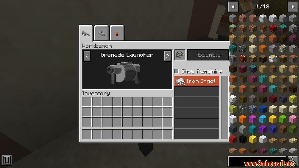 MrCrayfishs Gun Mod Screenshots 2