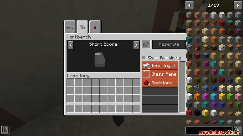 MrCrayfishs Gun Mod Screenshots 3