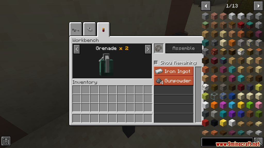 MrCrayfishs Gun Mod Screenshots 4