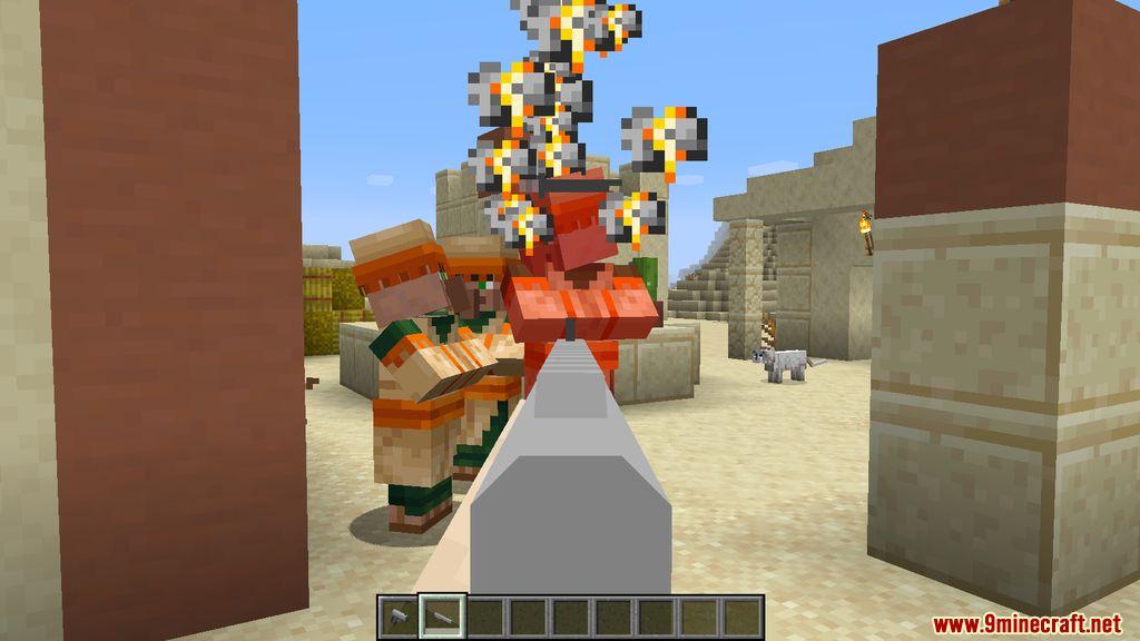 MrCrayfishs Gun Mod Screenshots 6