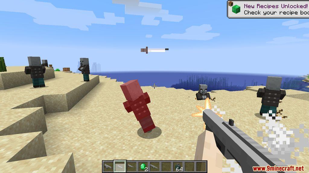 MrCrayfishs Gun Mod Screenshots 9