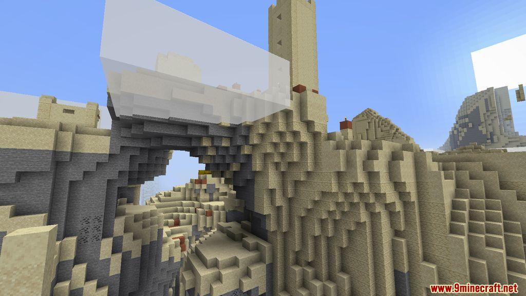 New Mountains Mod Screenshots 1