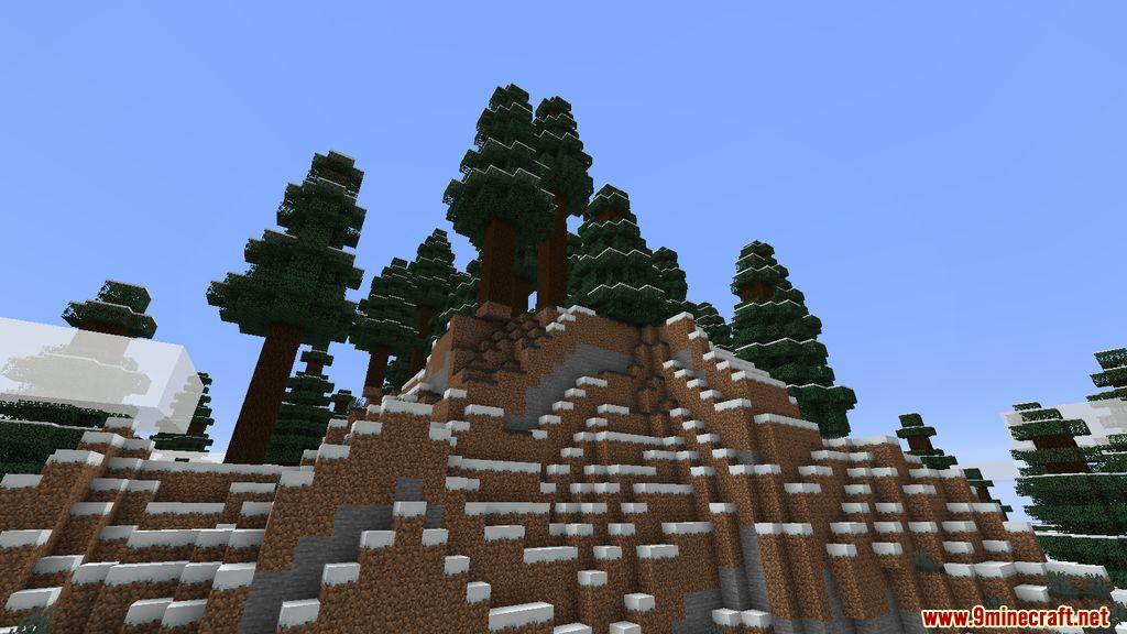 New Mountains Mod Screenshots 10