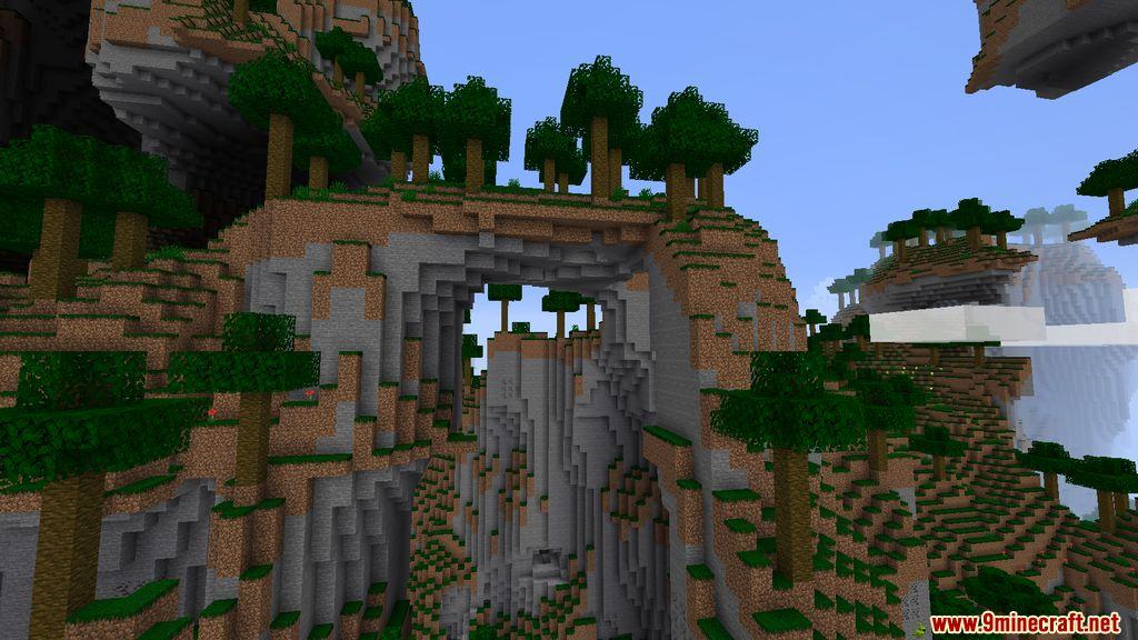 New Mountains Mod Screenshots 4
