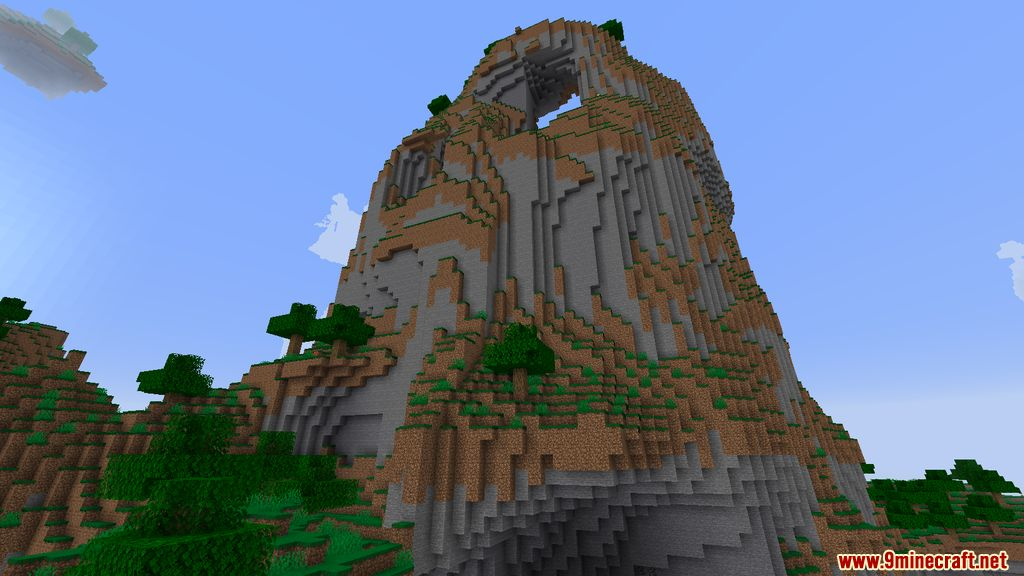 New Mountains Mod Screenshots 6