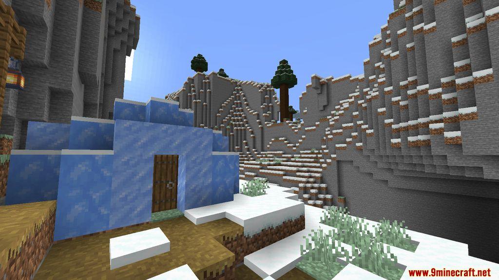 New Mountains Mod Screenshots 7