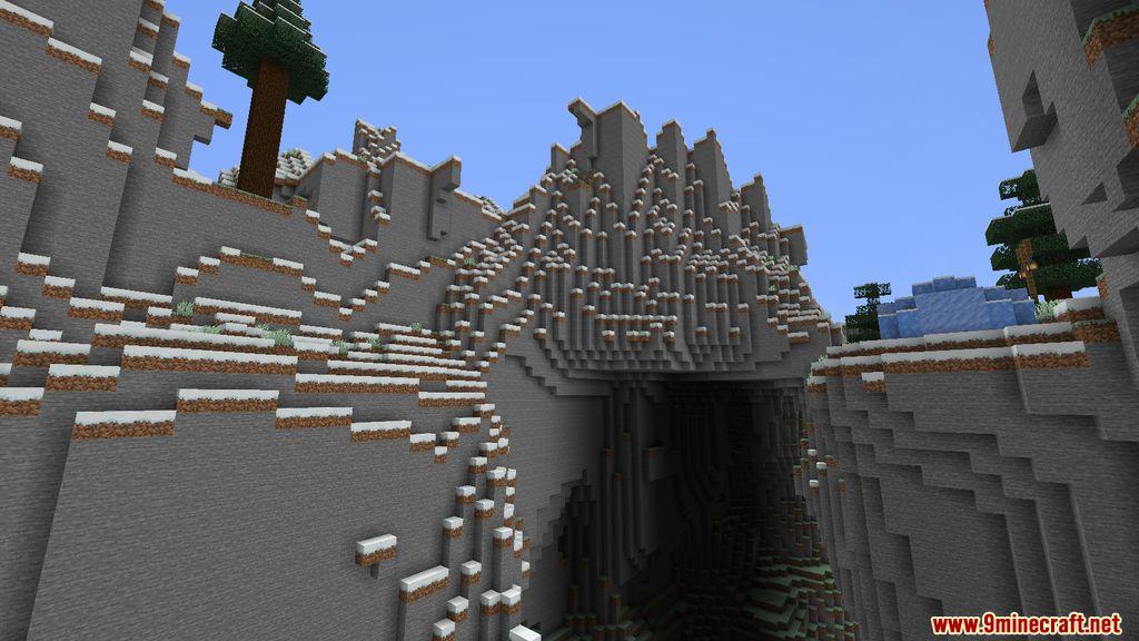 New Mountains Mod Screenshots 8