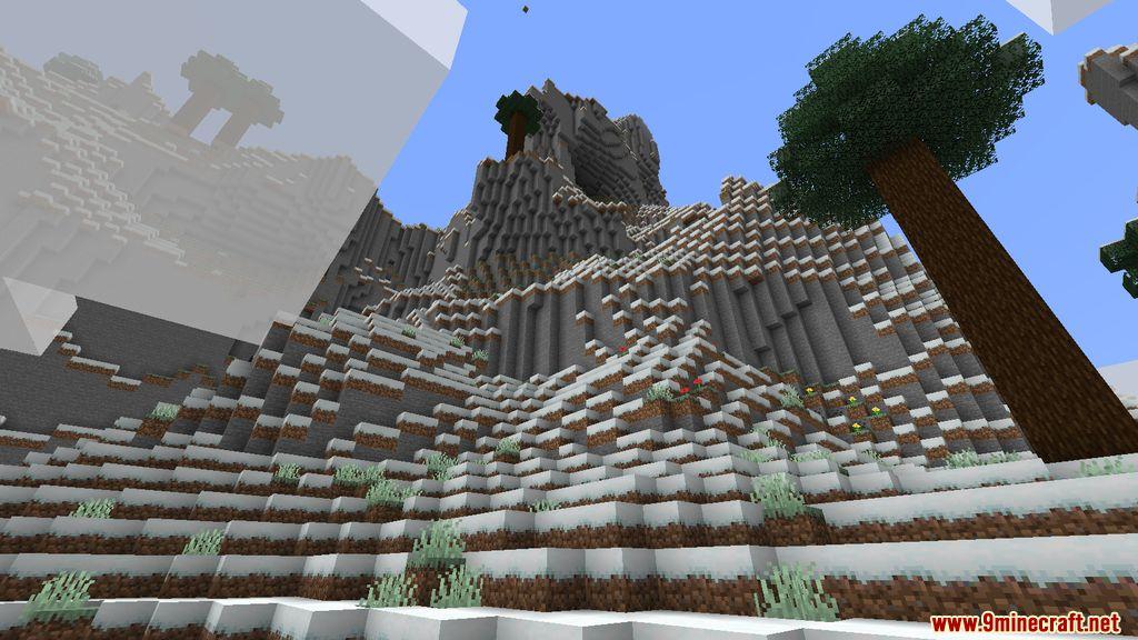 New Mountains Mod Screenshots 9
