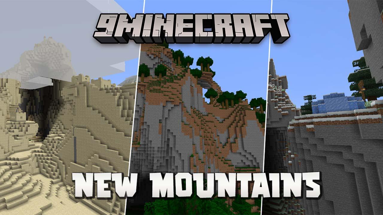 New Mountains Mod