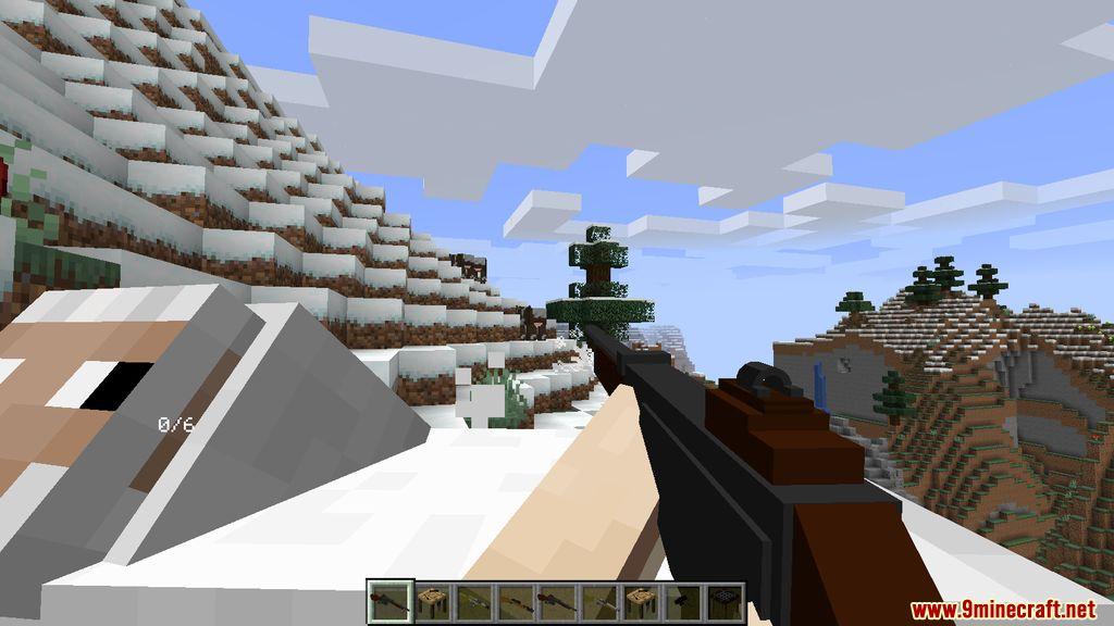 Old Guns Mod Screenshots 1