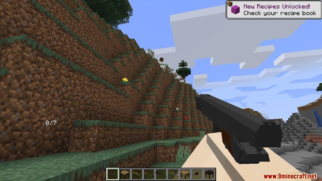 Old Guns Mod Screenshots 2