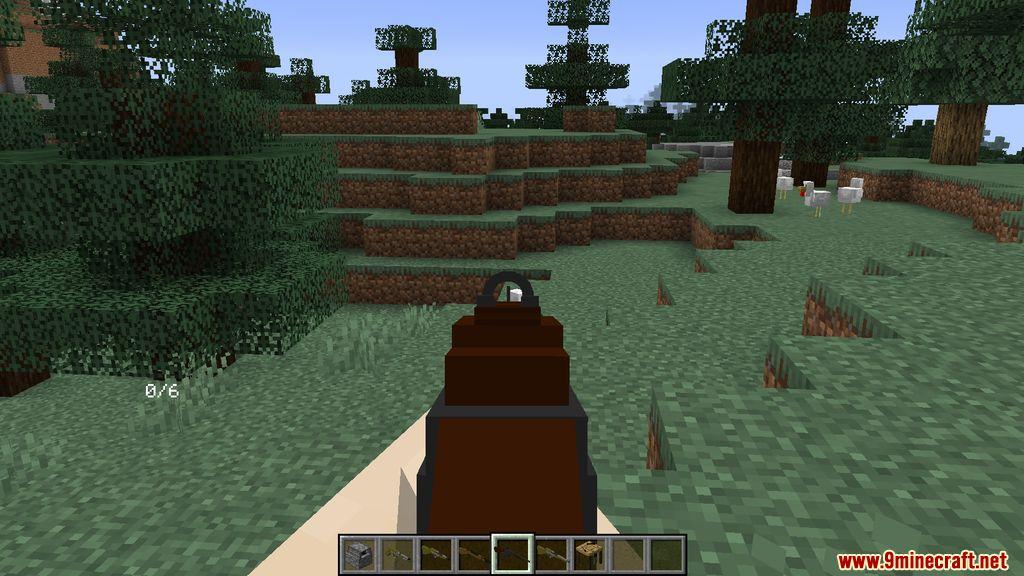 Old Guns Mod Screenshots 6