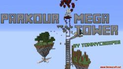 Parkour Mega Tower Map Thumbnail