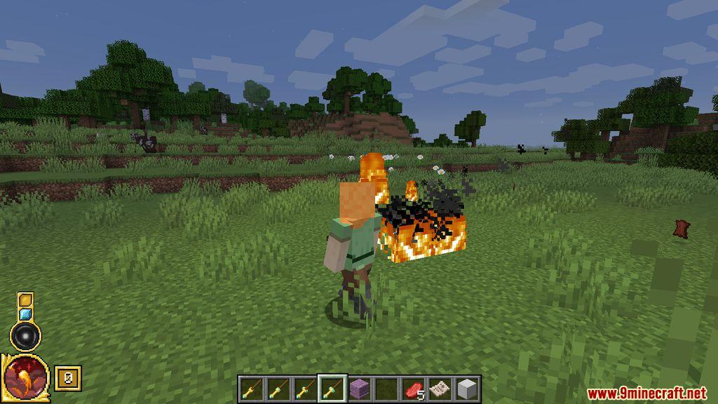 Schools of Magic Mod Screenshots 10