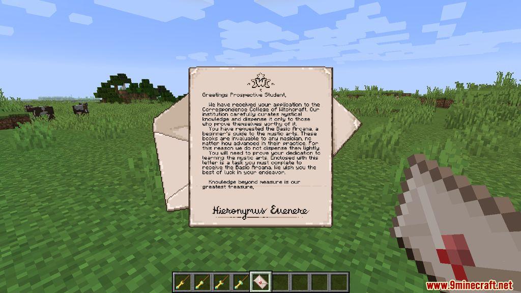 Schools of Magic Mod Screenshots 2