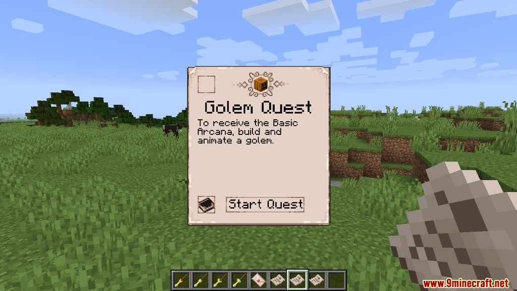Schools of Magic Mod Screenshots 3