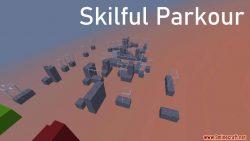 Skilful Parkour Map Thumbnail