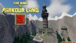 The King of Parkour Land 2 Map Thumbnail