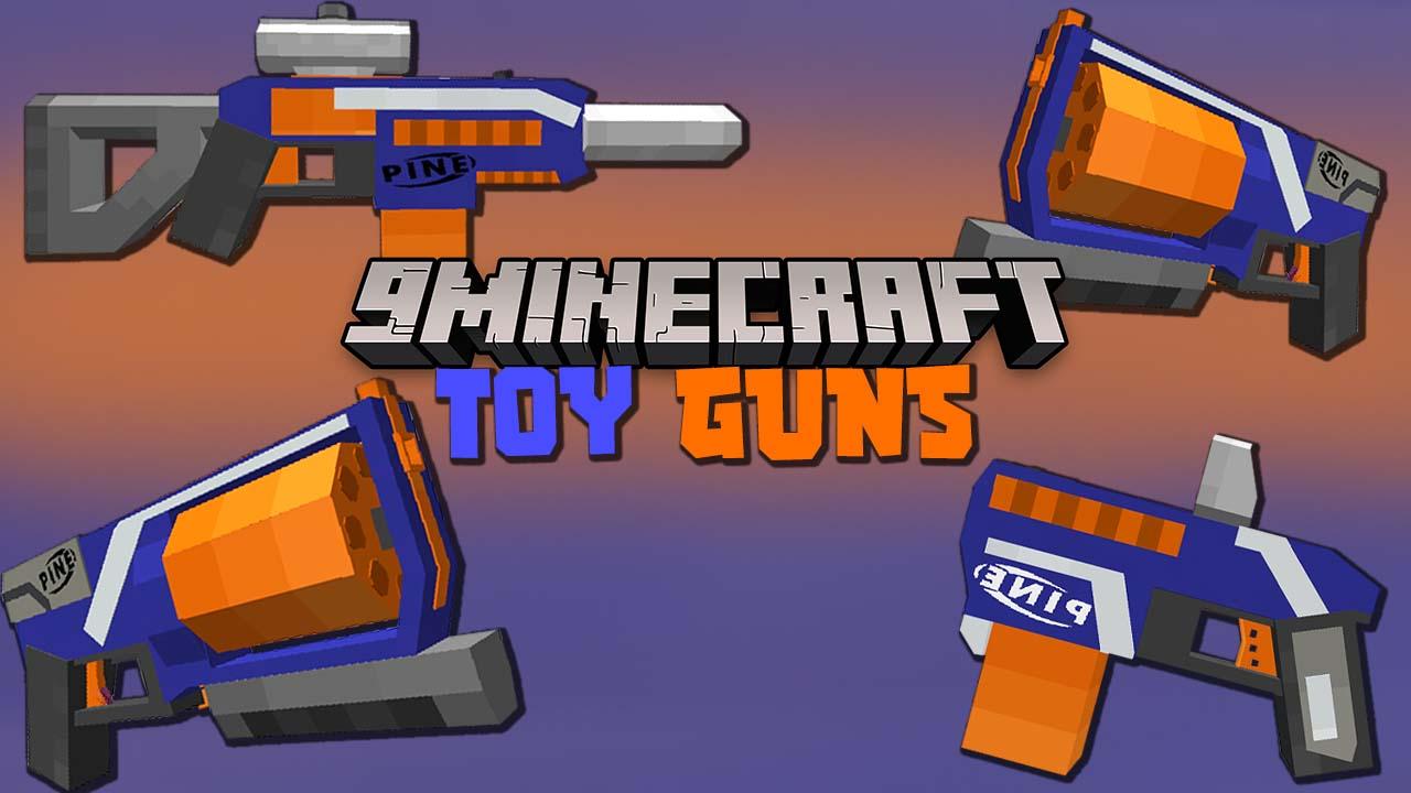 Toy Guns Mod
